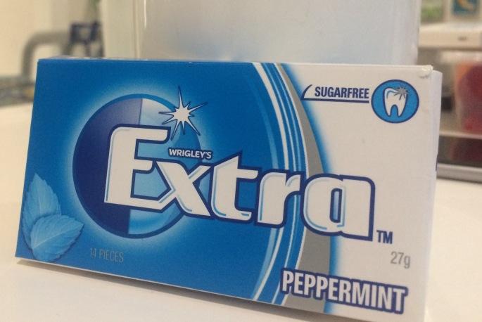 Day 22 Extra gum