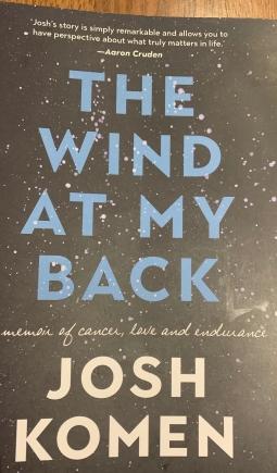 Josh's book is very inspiring